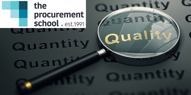The principles of vested outsourcing - The Procurement School