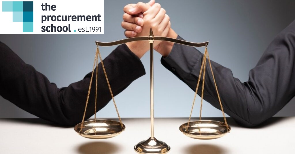 Unsuccessful Incumbent Challenges Loss of Contract - The Procurement School